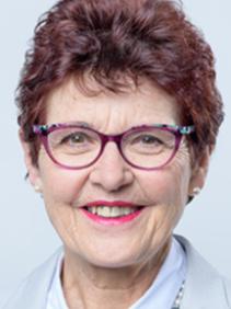 Christine Burgener, Sekretär/in